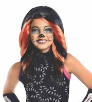 Monster High Skelita Calaveras Wig Black Auburn