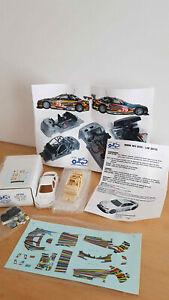 BMW E92 M3 Art Car Jeff Koons Le Mans 2010 JPS kit prépeint 1/43