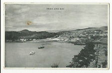 Scotland - Oban and Bay - Postcard franked 1935