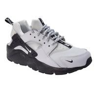 Nike Air Huarache Run SE (GS) Pure Platinum/White Black 909143 007 Big Kids