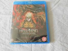 HELLSING ULTIMATE BLU-RAY DISC WITH EXTRA FEATURES VOLUMES V-VIII ~ New & Sealed