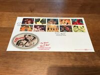 Benham Cover - Greetings Art - Bogart & Bacall - To Have and Have Not-