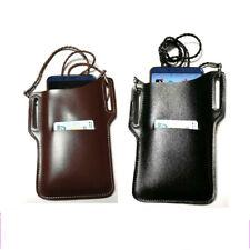 Men Waist Bag Leather Purse Phone Wallet Loop Holster Case Belt Fashion Gifts