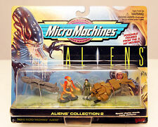Galoob Micro Machines Aliens Collection 2 Unopened
