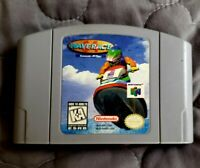 Wave Race 64 (Nintendo 64, 1996) - N64 - Cleaned And Tested. FREE SHIPPING!!