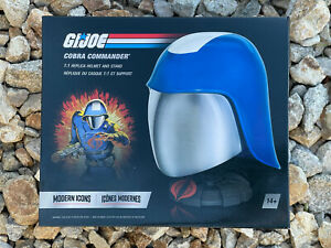 G.I. Joe Cobra Commander (Modern Icons) Premium Electronic Replica Helmet