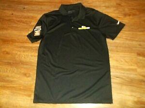 NIKE Golf Standard Dri Fit Tracktown Polo Shirt Small Cascade Sports Commission