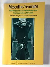 Masculine/Feminine:Readings in Sexual Mythology and Liberation of Women 1ST EDIT