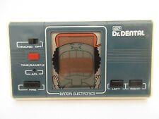 Jeu Electronique Vintage LCD Game LE DENTISTE Dr DENTAL - Bandai Electronics
