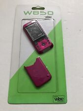 Sony Ericsson W850 Full Fascia Housing Cover Front Arrière Clavier Rose