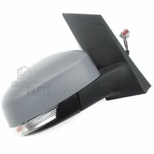 FORD FOCUS MK2 08-11 PRIMED ELECTRIC DOOR WING MIRROR DRIVERS SIDE RIGHT OFFSIDE