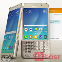 Genuine Original Samsung SM-N9208 N920C Galaxy Note5 Note 5 Keyboard Cover Case
