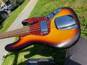 Fender Custom Shop '60 Jazz Journeyman Bass Signed by CW Fleming Relic
