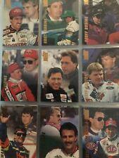 1994 press pass vip racing set Earnhardt, Gordon,Wallace Martin 1-100