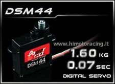 MINI SERVO DIGITALE DA 2.2 Kg 0,07 sec POWER HD INGRANAGGI IN METALLO HD-DSM44