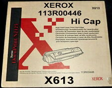 XEROX  X 613  113R00446 Hi Yield - GENUINE XEROX Sealed - slight box damage