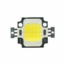 5 un. 10w vatio blanco Led De Alta Potencia Panel de crecimiento de plantas de grow luz SMD Chip Buld