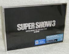 Super Junior THE 3RD ASIA TOUR SUPER SHOW3 in JAPAN Ltd 2-DVD+Sticker (SHOW 3)