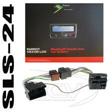 Parrot ck3100 MAINS-LIBRES + BMW radio FSE Adaptateur x3 1er 3er 5er 6er ab2001