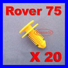 ROVER SILL KICK PLATE COVER TRIM CLIPS FASTENERS 75 ZT