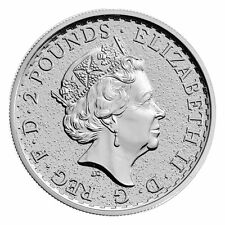 Uk Britannia Uncertified 1 Oz Silver Bullion Coins Ebay