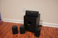 Monoprice 108247 5.1-Channel Home Theater Speaker System Free Shipping