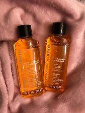2 x PETER THOMAS ROTH ANTI-AGING CLEANSING GEL FOR ALL SKIN TYPES 2 OZ Each NWOB
