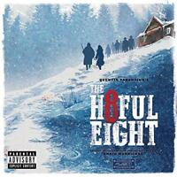 Quentin Tarantino's The Hateful Eight - Soundtrack - Various Artists (NEW CD)