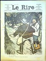 Le RIRE N°102 du 14 janvier 1905