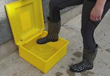 Disinfectant Boot Bath/Boot Dip / BIOSECURITY Foot Dip -  PROTECT YOUR LIVESTOCK