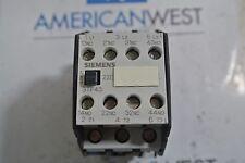 SIEMENS 3TF4-3220A - 3P 600V 30A - 120V Coil - USED