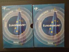 J1948 NETHERLANDS  2004  EUROPAMUNT  5 EURO    SILVER  PROOF