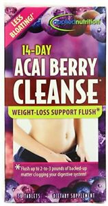 Applied Nutrition 14-day Acai Berry Cleanse 56 Ct (8 Pack)