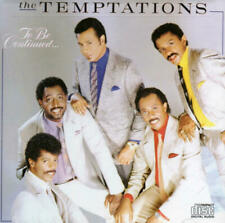 The Temptations - To Be Continued ... (CD-Album Motown 3746362072) Neu & OVP