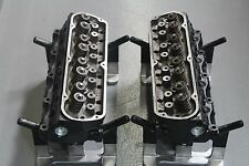 Ford 302 Bronco Mustang T-Bird Small Block 5.0 Cylinder Heads Pair Cast# E7TE
