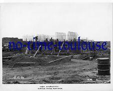 High Marnham Power Station. Construction Photo 1956. Surface Water Pump House.
