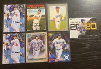 Cody Bellinger Lot(7) 2020 Topps Los Angeles Dodgers