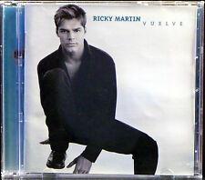 Vuelve by Ricky Martin (CD, Feb-1998, Sony Music Distribution (USA))