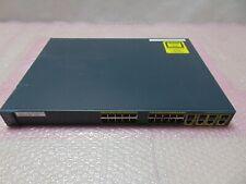 Cisco Catalyst Ws-C2960G-24Tc-L V03 Gigabit Ethernet Switch 24 Ports