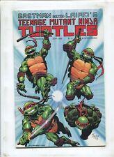 TEENAGE MUTANT NINJA TURTLES #25 - RIVER HYMN! - (8.0) 1989
