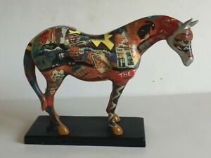The Trail of the Painted Ponies ROUTE 66 Horse Figurine Westland No. 1460