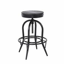 HOME CRAFT BRAND NEW BLACK STOOL