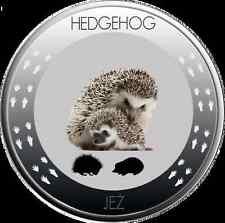 Niue Island 1$ Dollar  Hedgehog  еж Igel  猬 2016 1