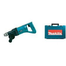 Makita 110v Core Drill 8406 Rotary Percussion Drill In Carry Case