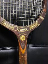 Davis Silverstreak Vintage Wood Racquet Great Condition Best Price! Free Ship!