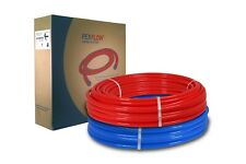 Pex Tubing Kit With Red And Blue Potable Water Pex Tubing