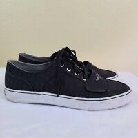 Creative Recreation Cesario Lo XVI Black Lace-Up Skateboarding Shoes - Size 11