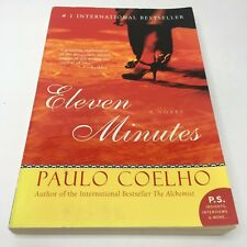 Eleven Minutes A Novel by Paulo Coelho Paperback 2005