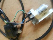 haier dw12-tfe2me-u geschirrspüler mains power lead & supressor