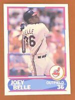 1990 Score Young Superstar Joey (Albert) Belle RC Card #3 MINT - Indians Star